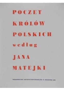 Poczet Królów Polskich według Jana Matejki