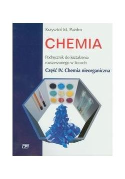Chemia Podręcznik Część 4 Chemia nieorganiczna