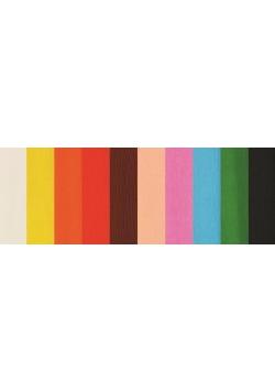 Bibuła zestaw 1 10 kolorów FIORELLO