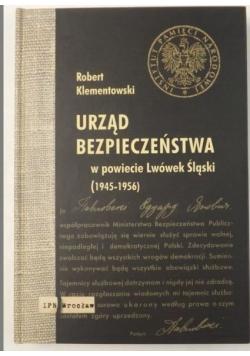 Urząd Bezpieczeństwa w powiecie Lwówek Śląski (1945-1956)
