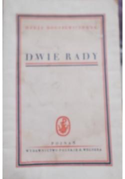 Dwie rady, 1915 r.