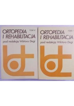 Ortopedia i rehabilitacja, tom I-II