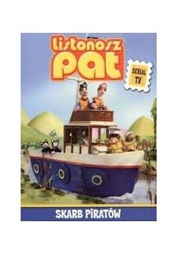 Listonosz Pat skarb piratów