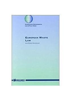 European Waste Law
