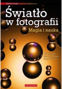 Światło w fotografii. Magia i nauka w.2012