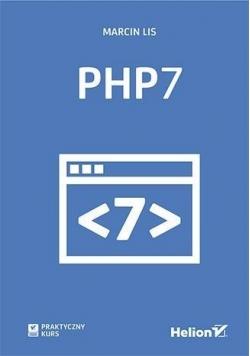 PHP7. Praktyczny kurs