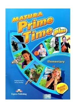 Matura Prime Time PLUS Elementary SB