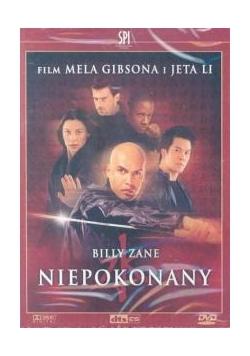 Billy Zane niepokonany. DVD