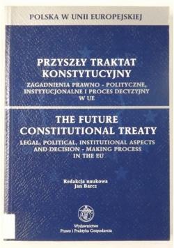 Przyszły traktat konstytucyjny