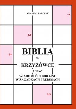 Biblia w krzyżówce