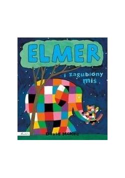 Elmer i zagubiony miś w.2018