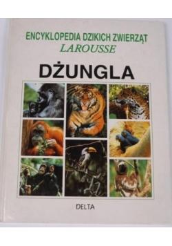 Encyklopedia dzikich zwierząt.Dżungla
