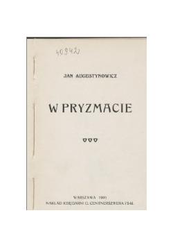 W pryzmacie, 1905r.