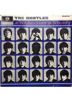 A Hard Day's Night, płyta winylowa