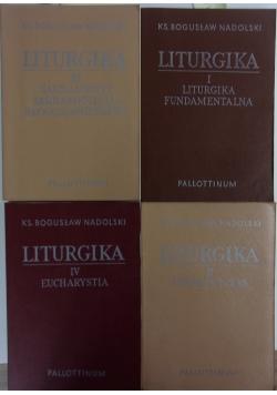 Liturgika , Tom I- IV