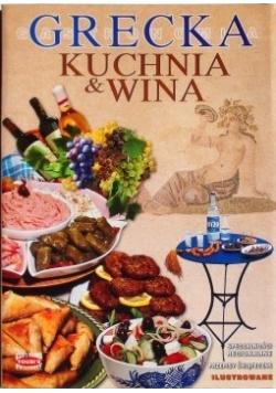 Grecka kuchnia & wina