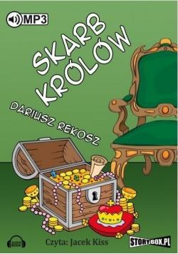Skarb królów audiobook