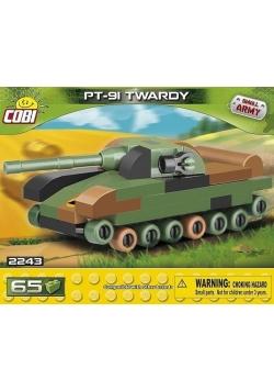 Small Army PT-91 Twardy polski czołg podstawowy