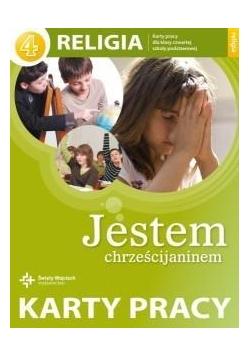 Katechizm SP 4 Jestem chrześcijaninem KP DiKŚW