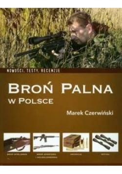 Broń palna w Polsce
