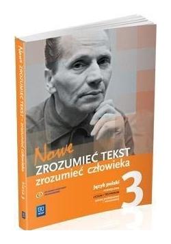 Nowe zrozumieć tekst, cz 3., Nowa
