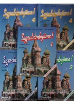 Do nauki języka rosyjskiego - zestaw 5 książek