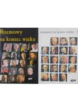 Janowska Katarzyna - Rozmowy na koniec wieku, Tom I-II