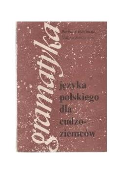 Gramatyka języka polskiego dla cudzoziemców