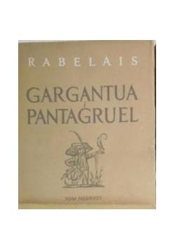 Gargantua i Pantagruel t:1, 1949r