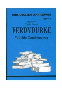 Biblioteczka opracowań nr 011 Ferdydurke