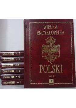 Wielka Encyklopedia Polski Tom I-VII