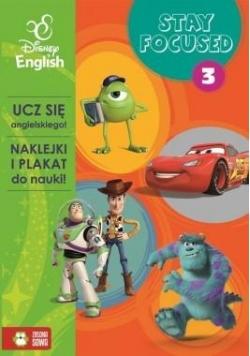 Stay Focused cz.3 - Disney English