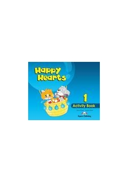 Happy Hearts 1 WB EXPRESS PUBLISHING