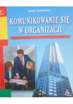 Komunikowanie się w organizacji