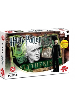 Puzzle Harry Potter Slytherin 500 el