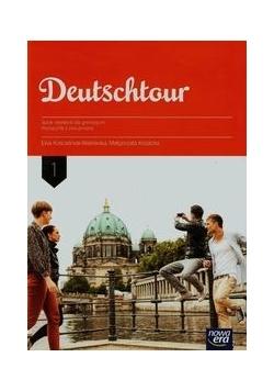 Deutschtour 1 Podręcznik z ćwiczeniami