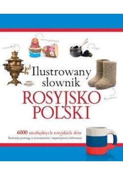 Ilustrowany słownik rosyjsko-polski (niebieski)