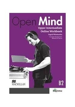 Open Mind Upper-Intermediate B2 WB online (kod)