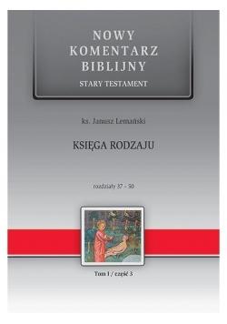 NKB Księga Rodzaju ST 37-50 T.1 Cz.III