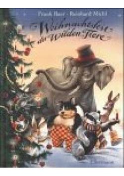Weihnachtsfest der wilden Tiere
