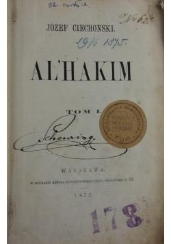 Al'Hakim, 1872r.