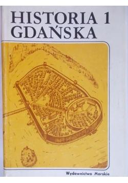 Historia Gdańska, T. I