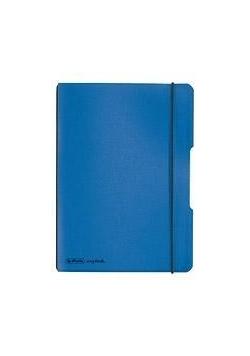 Notatnik A5/40K kratka My.BookF niebieski