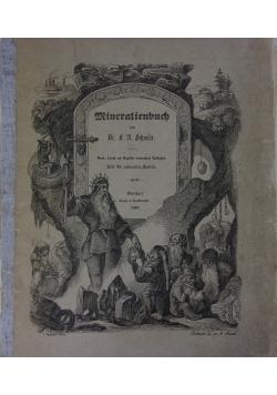 Mineralienbuch, 1855r.