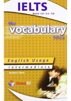 The Vocabulary Files Intermediate
