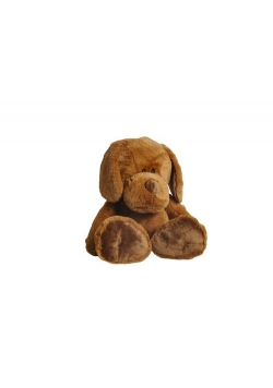 Molli Toys Piesek Bull Terrier 45 cm