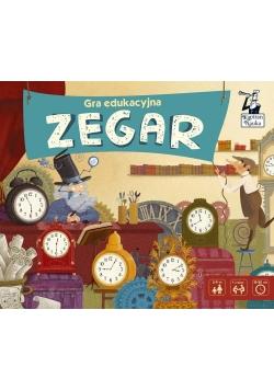 Gra edukacyjna - Zegar