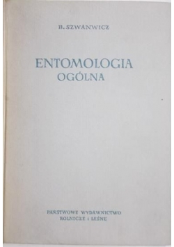 Entomologia ogólna