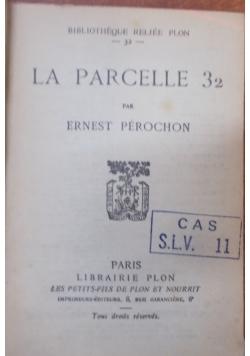 La parcelle 32. 1929 r.