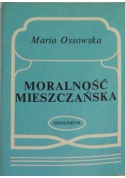 Moralność mieszczańska